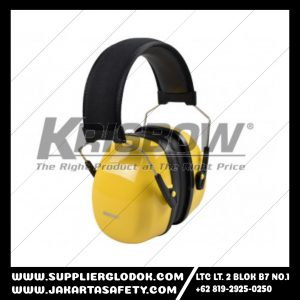 Krisbow Earmuff Luxury Headband 35 dB