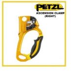 "PETZL Ascension Handled Rope Clamp ""Left"""