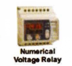 Numerical Voltage Relay