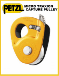 PETZL Micro Traxion Capture Pulley