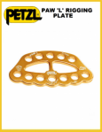 PETZL Paw 'L' Riging Plate