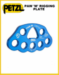 PETZL Paw 'M' Riging Plate