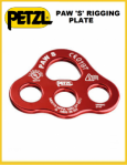PETZL Paw 'S' Riging Plate