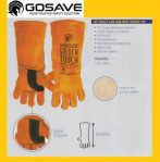 GOSAVE Protection Gloves ST Kulit Las Golden Touch 16″