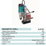 DCA Magnetic Drill Type AJC30
