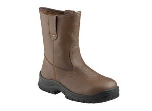 Safety Shoes Krushers Texas Brown